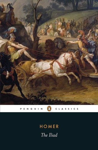 an analysis of achilles in homers ancient greek epic poem illiad